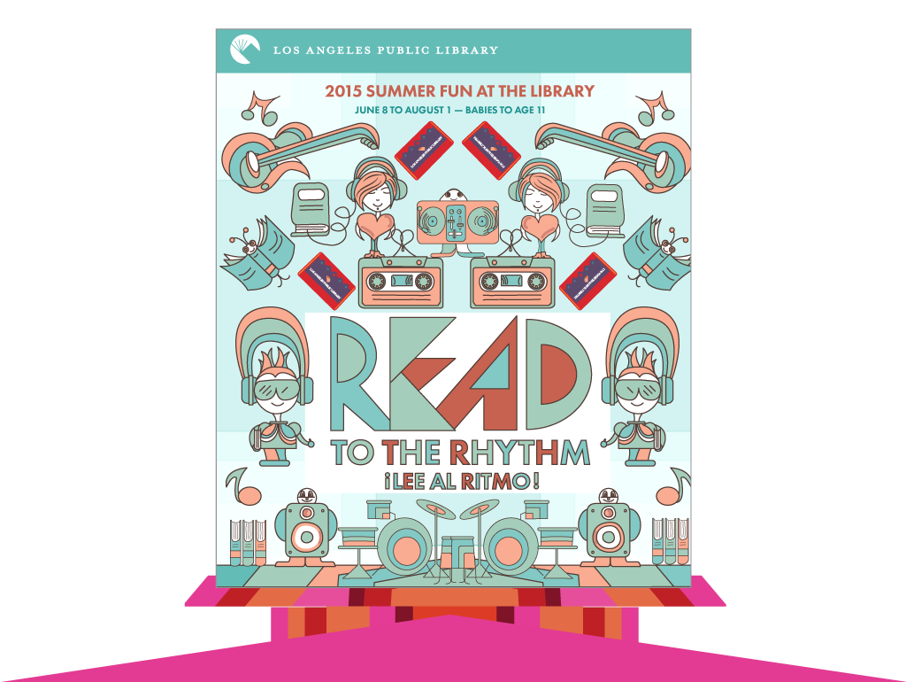 Read to the Rhythm Brand Exploration